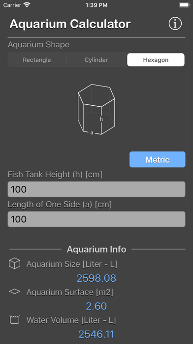 点击获取Aquarium Calculator Plus