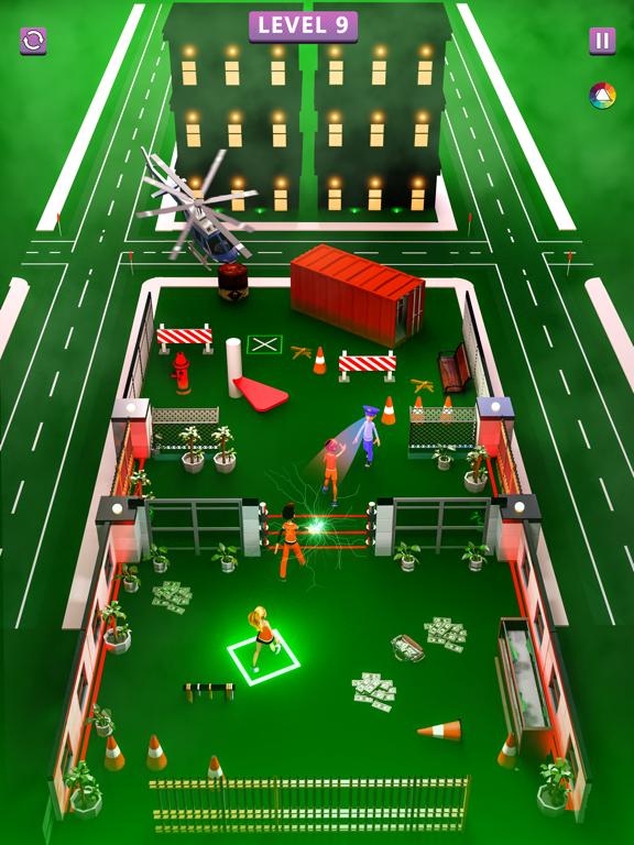 Beat Cops Prison Escape 3D screenshot 10