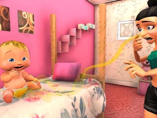 Newborn Baby Happy Family Game screenshot 8