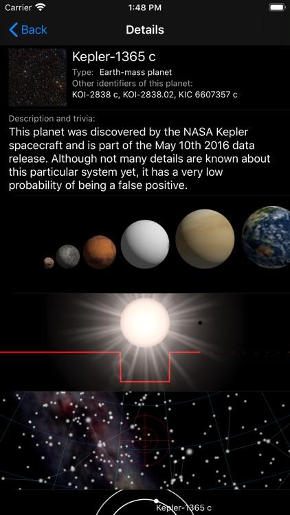 Exoplanet screenshot-5