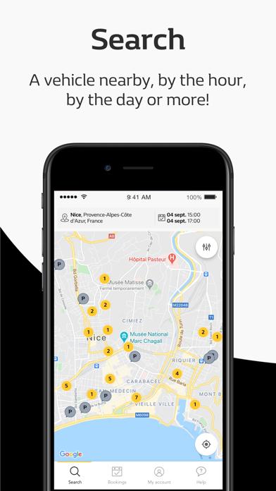 cancel Renault Mobility app subscription image 1