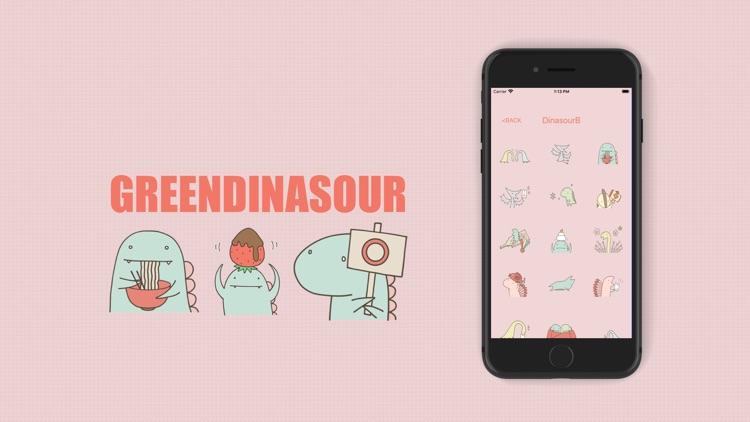 GreenDinasour