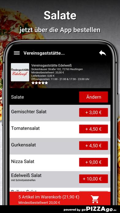 Edelweiß Reutlingen screenshot 5