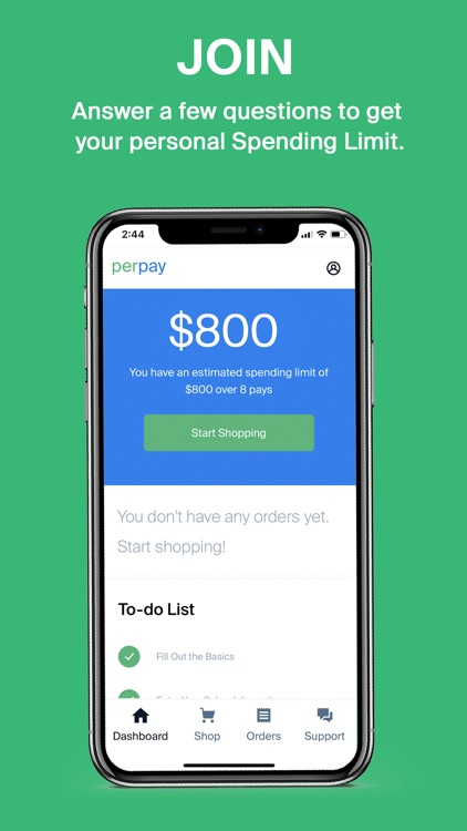 Perpay: Big Brands, Small Pays