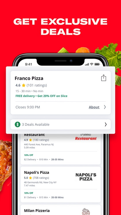 Slice: Pizza Delivery Near You