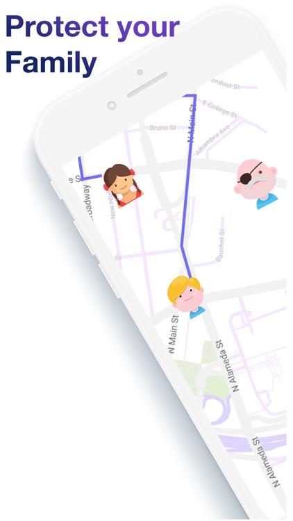 Find Family & Friends Locator