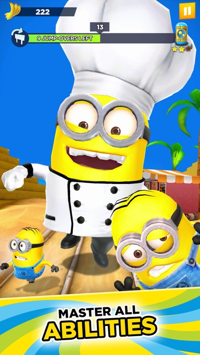 Minion Rush for windows pc