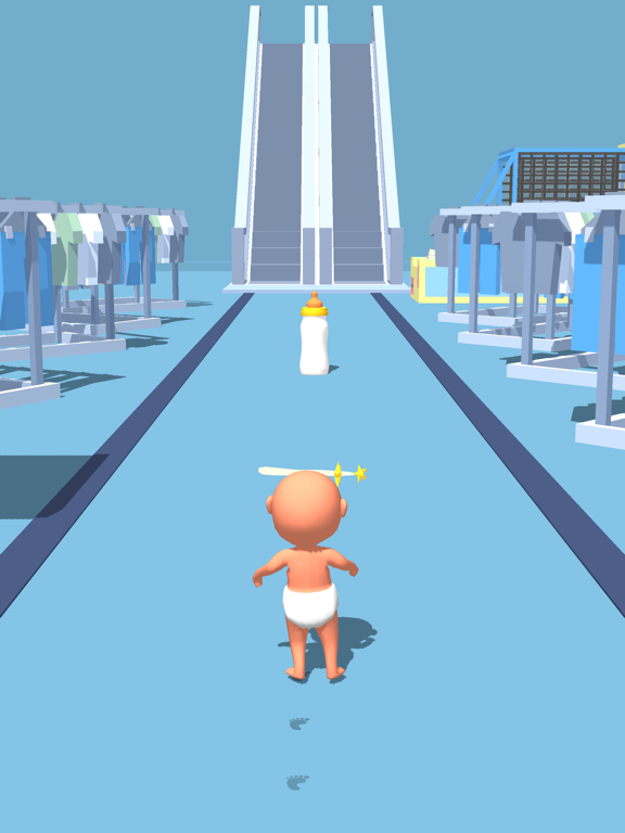 Baby Run! screenshot 5