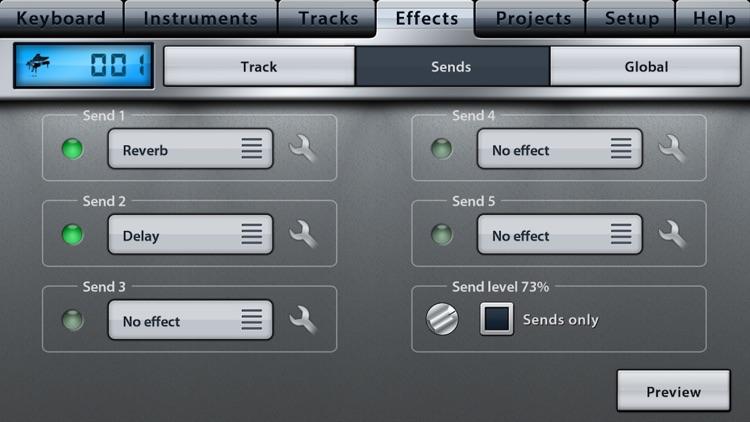 Music Studio Lite screenshot-6