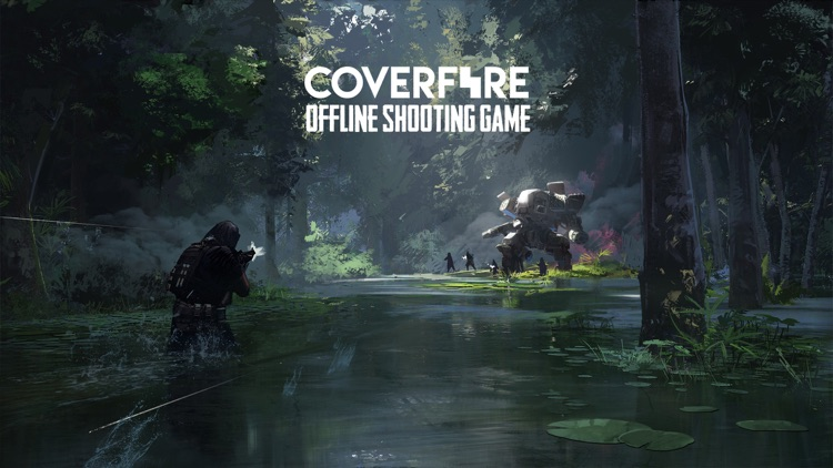 Cover Fire: Gun Shooting games screenshot-0
