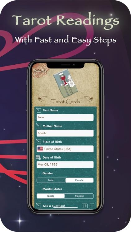 Basirly - Coffee Tarot reading screenshot-5