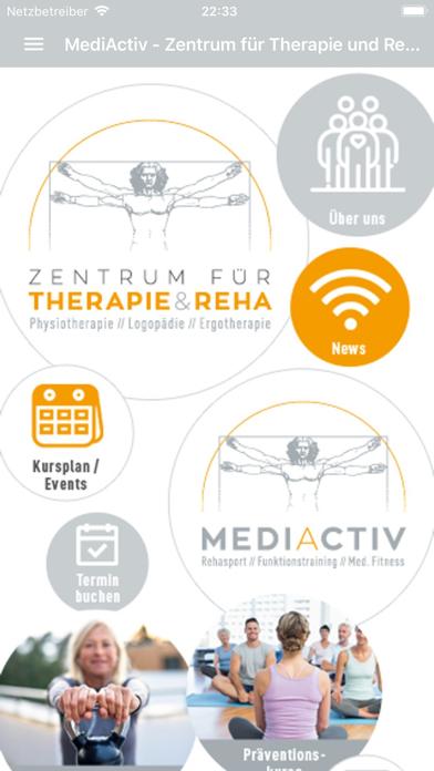 THERAPIE & REHA / MEDIACTIVScreenshot von 1