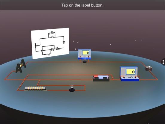 Electric Circuit Diagram screenshot 8