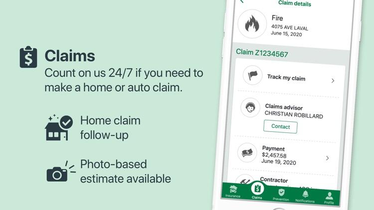 Desjardins Insurance screenshot-3