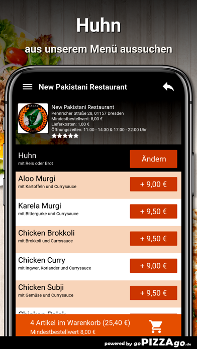 New Pakistani Dresden screenshot 5