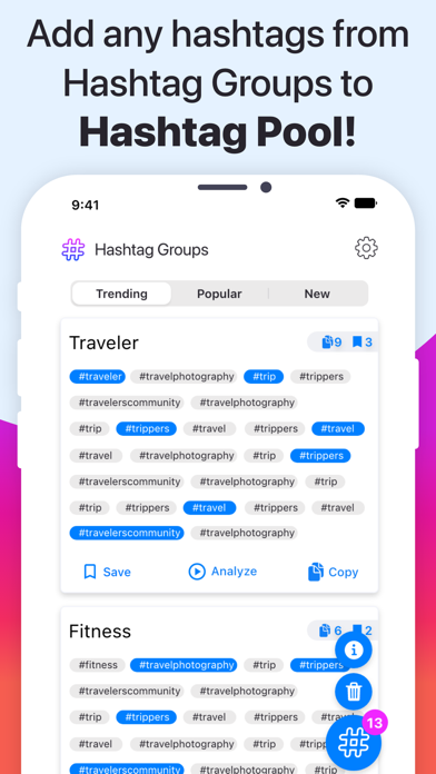 messages.download Hashtag Smart for IG Likes software