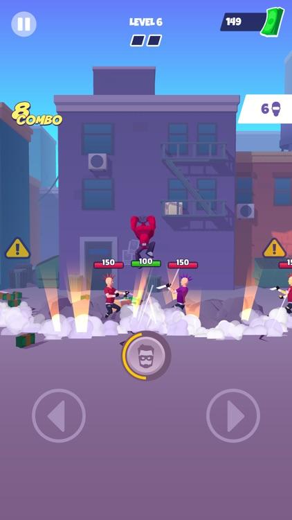 Invincible Hero screenshot-3