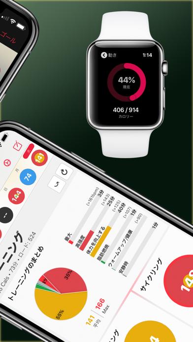 HeartWatch: 心拍数の測定と管理 screenshot1