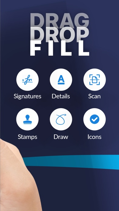 Fill PDF Editor, Signature app Screenshot