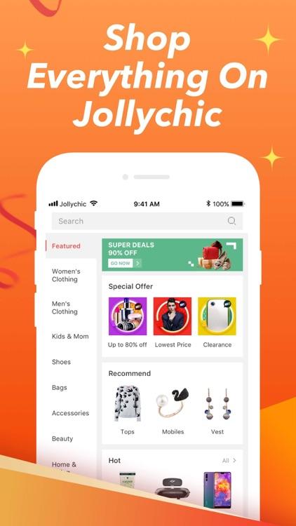 Jollychic- جولي شيك screenshot-3