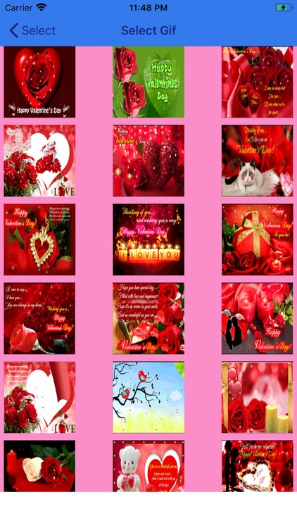 Happy Valentines Day Special screenshot-6