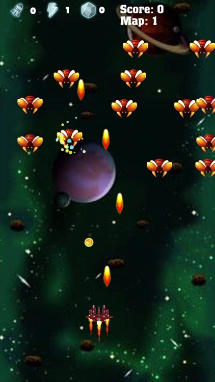 Space Attack - Alien Shooter