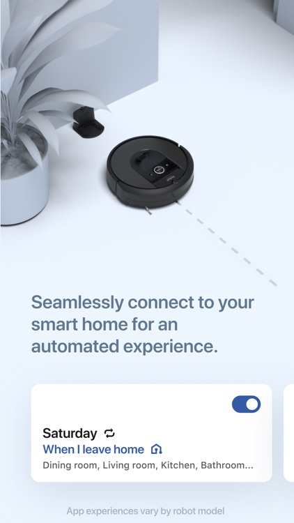 iRobot Home screenshot-6