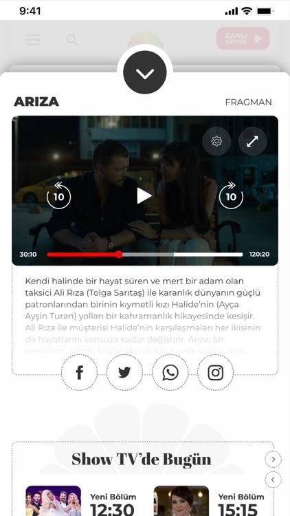 Show TV screenshot-4