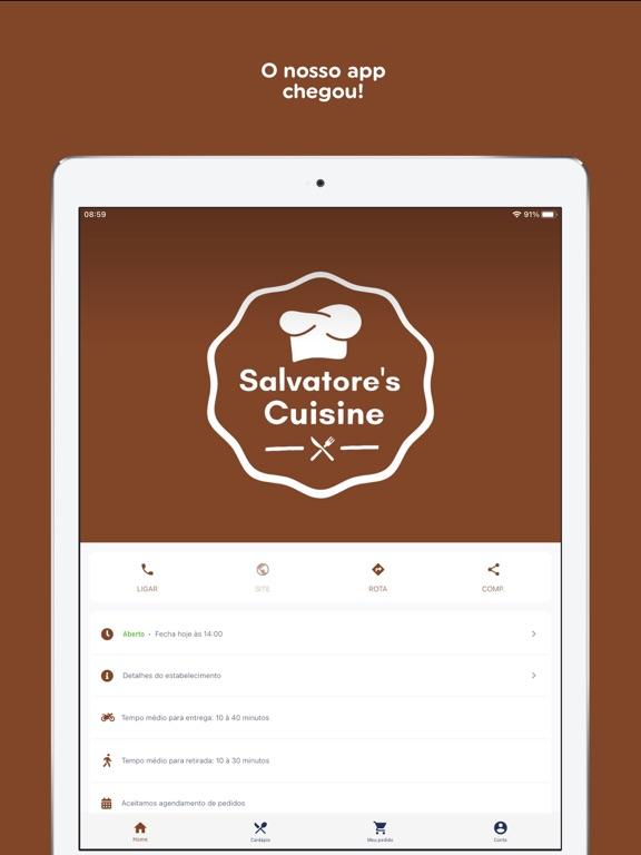 Salvatore's Cuisine screenshot 7