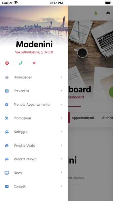 Modenini Screenshot