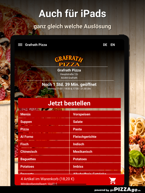 Grafrath Pizza Grafrath screenshot 7