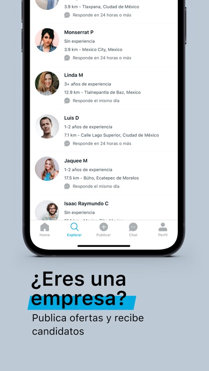 CornerJob - Empleo y trabajo screenshot-7