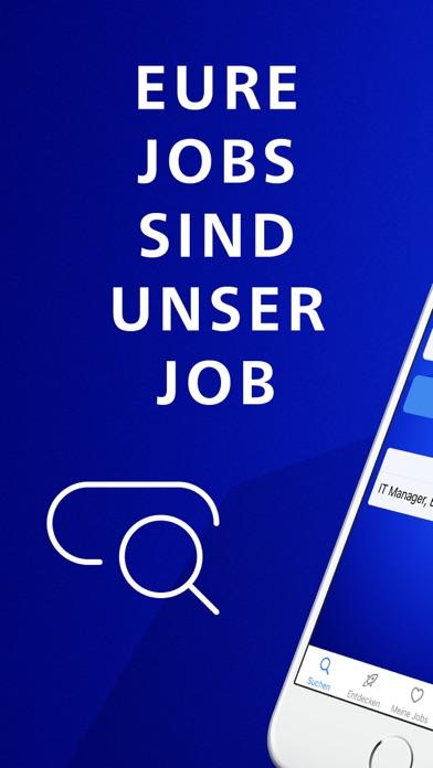StepStone Jobs - Ihre JobbörseScreenshot von 1