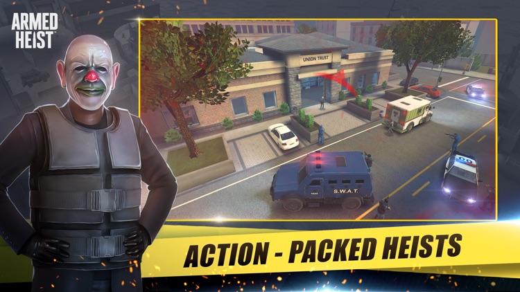 Armed Heist: Shooting Games screenshot-0