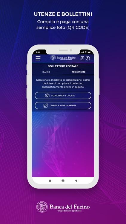 Banca Fucino Mobile screenshot-3