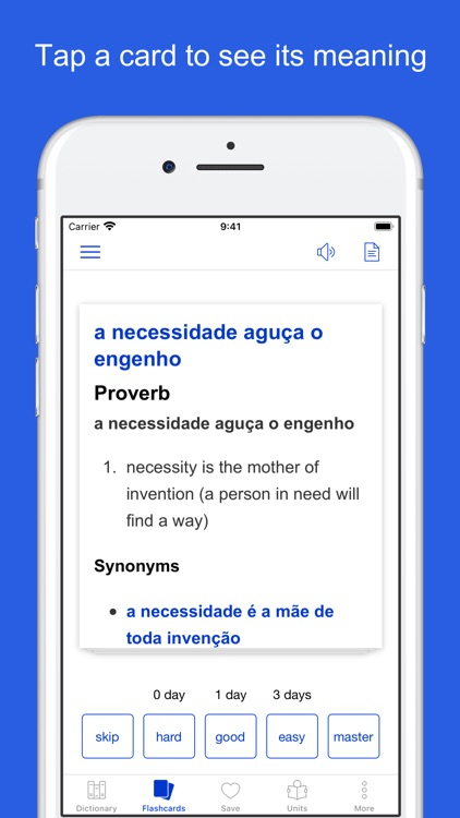 Portuguese Idioms and Proverbs screenshot-3