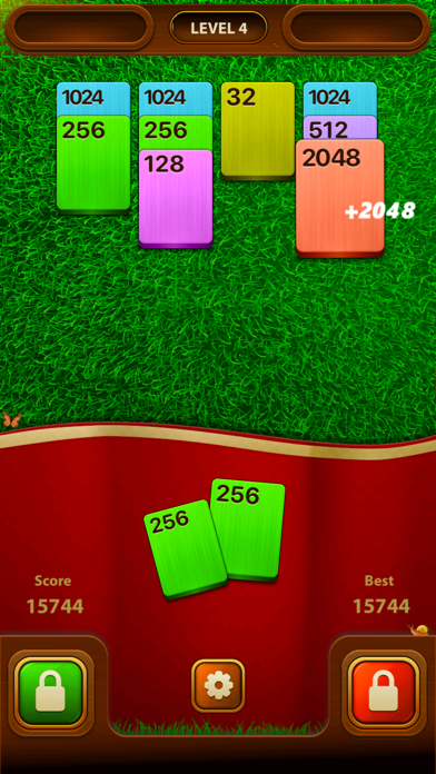 WoW 2048 screenshot 3