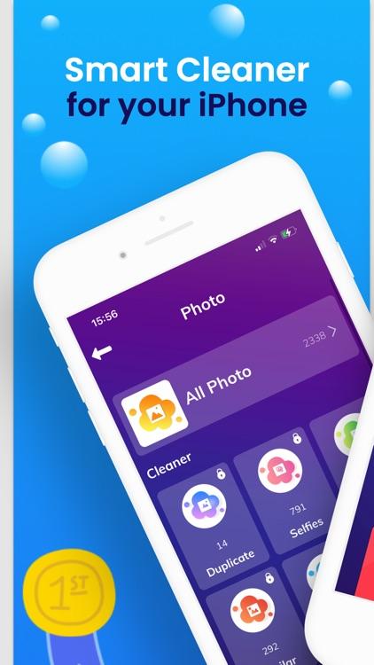 Smart Cleaner - Fastest Clean screenshot-0
