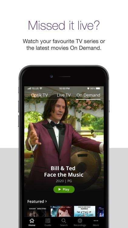 Optik TV® screenshot-3