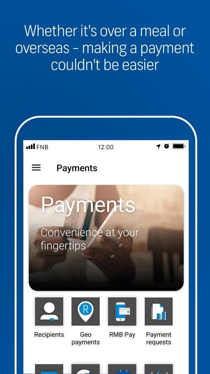 RMB Private Bank App screenshot-4