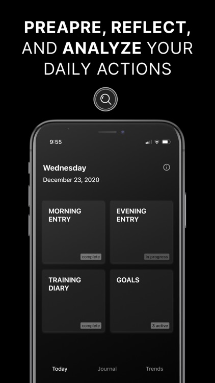 The Athlete's Journal screenshot-4
