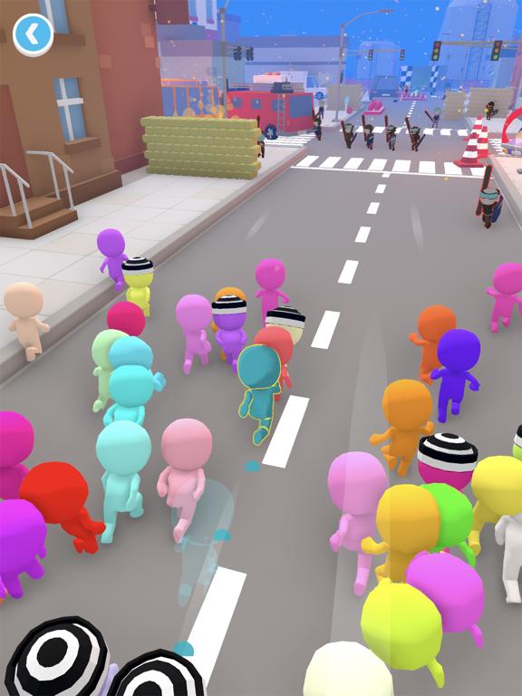 Riot Escape screenshot 4