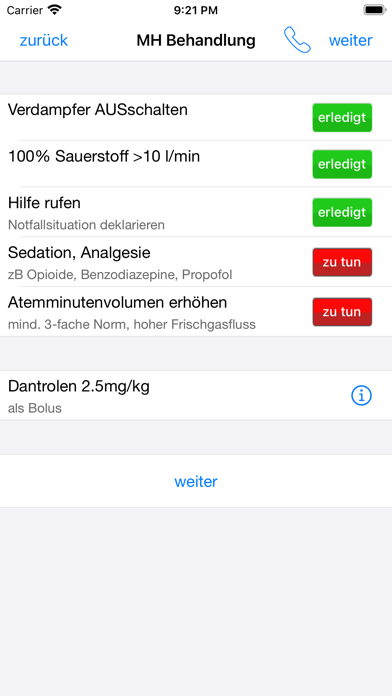 messages.download MHApp - Malignant Hyperthermia software