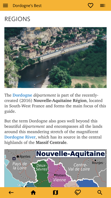 Dordogne's Best: Travel Guide screenshot 5