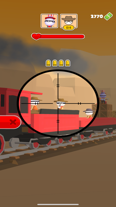 Western Sniper: Wild West FPS screenshot 8