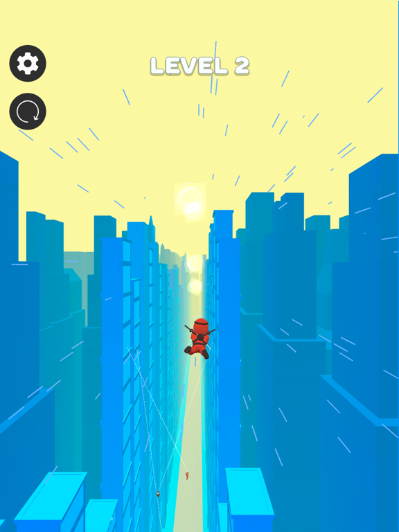 Rope Race 3D screenshot 10