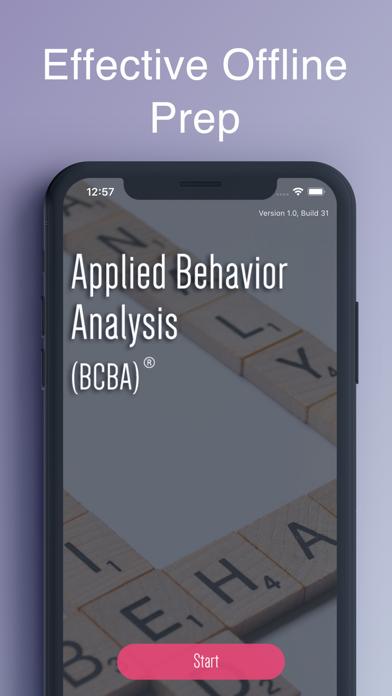 ABA Exam (BCBA) screenshot 1