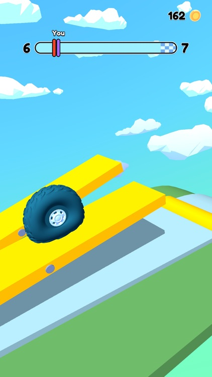 Wheel Race screenshot-0