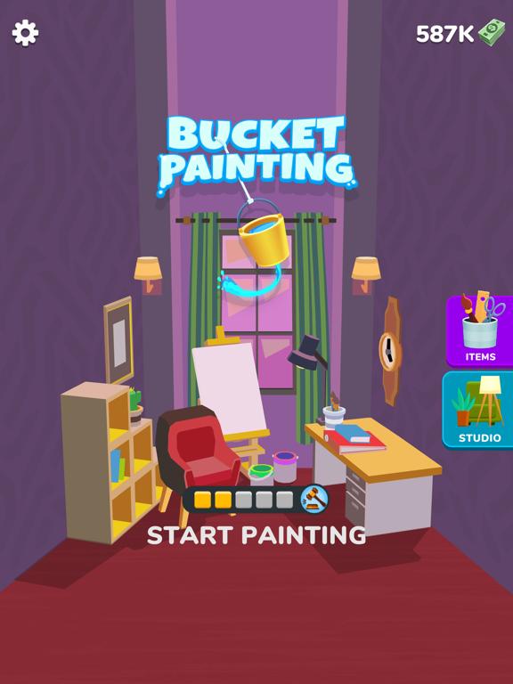 Bucket Painting screenshot 16