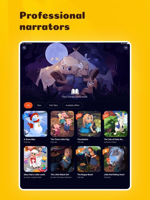 Fairy: Audio Bedtime Stories screenshot